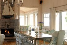 Cottage style / by Allison Hand