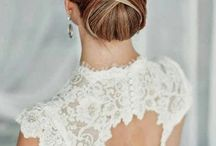 Wedding hair styles / by Amanda Payne
