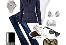 outfits / by Kayla Harvey