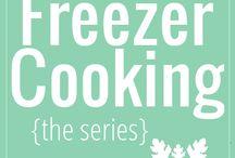Freezer Cooking / by JustinAngela Shepherd
