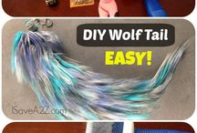 DIY Yarn Crafts / by Lyndsay Olson