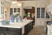 Kitchens / by Holly Sutton Francois