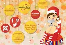 It's Christmas Time / by Navega Bem Web Design