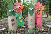 Kiddie Crafts & Games / by Tressa Neal Cullen