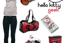 Hello kitty / Hello kitty is amazing :) / by Kaylie Boo_