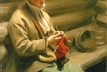 Knitting / by Barb Cordell