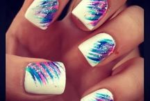 Nail addict / Nails / by Adrienne Duncan