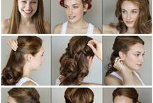 Sunset Blvd.  / Hair/beauty  / by Mary Randall Ivy