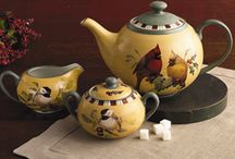 Fettish - Teapots and Teacups / by Jessica Barker