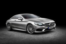 Mercedes-Benz S-Class Coupe / Presenting the all-new S-Class Coupe, soon to be one of the world's most exclusive vehicles like every Mercedes-Benz flagship coupe before it. But it doesn't just look fast; with a 4.7-liter biturbo V-8 sending 449-hp and 516 lb-ft of torque to all four wheels, it is. In short, the S550 4MATIC Coupe is all the luxury and technology of the S-Class Sedan in a taut, two-door package. / by Mercedes-Benz USA