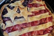 Fourth of July Recipes and Food Ideas / by Sharon Lucas Minnick