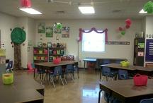 Classroom Organization / by Mandy Marchant