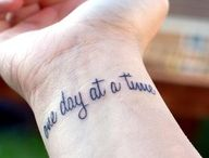 Tattoos / by Kristin Anschutz