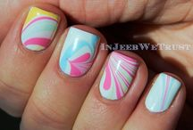 Pretty nail art I need to try / by Courtney Boell