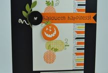 Stampin' Up! Halloween / by Be Creative With Nicole