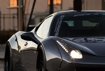 Cool cars / by Wesley Claridge