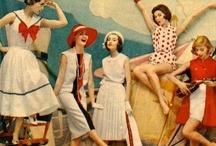 Vintage Fashions / by Donna Hardway Yoho