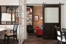 Barn Doors / by Hernando House
