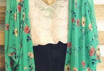 summer outfits / by Cin MX