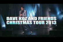 Dave Koz & Friends Christmas Tour / by Dave Koz