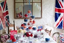 Royal Affair Party! / All-things Brit  / by CandyDirect