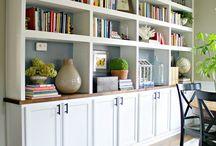 Whistler Drive - Front Shelves / by Emily Forsberg