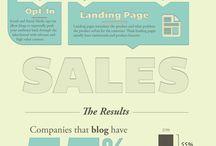 Infographics | Infografías Internet / by Miguel Álvarez