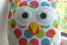 Owls / by Monika Mrozkova