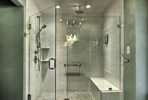 Bathrooms / by Kelly Bailey