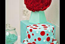 cakes / by Paula Martin