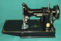 sewing machines / a collection of sewing machines I have or am researching. / by Linda Mickle