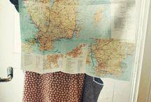 voyage, road trip, vacation... / by Mar Fernàndez