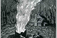 Woodcuts and Prints / by Tom Butler