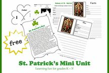 St. Patrick's Day / Crafts, Recipes, and Free Printables to Celebrate St. Patty's Day.  / by Carol Swett