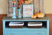 Autumn Harvest / by Brenda Gabriel