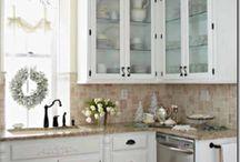 Kitchen Ideas / by Lora Benitez-Buehrig