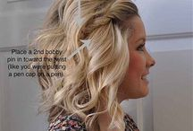 Hair/make up / Pretty,pretty / by Baylie Peters