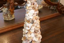 Shell crafts  / by Patti Reinoehl