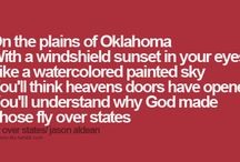 All things Oklahoma,,<3 / My Home state, my heart. All the things I love about Oklahoma ! / by Lynne Smith