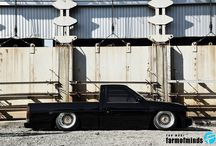 Nissan Trucks / by Antwaine Christopher