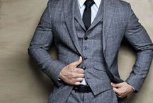Men's Fashion - Sexiness/Deliciousness!  / by Erika Herrera