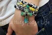 Bracelets / by April Rothenburger
