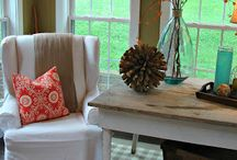 Sunroom Ideas / by Megan Mayer