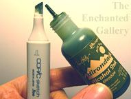 alchol inks / by Cindy Arnold