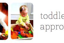 Mini Monster Activities / Toddler Play Ideas / by Nicole Elliott