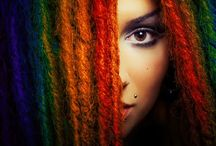 Hair & Make-up / Playful , Wild , Colorful , Amazing and Beautiful Hair / by Storm Nyte
