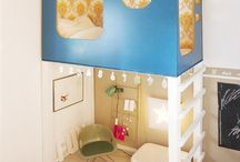 Bunk Beds / by WallCandy® Arts