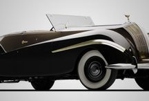 Cars We Admire. / by San Marino Motor Classic: Design In Motion