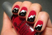 bling bling Nails! / by Ashley Martin