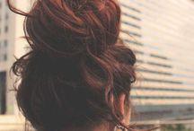 Hair/make up / by HaleighDianeKlement